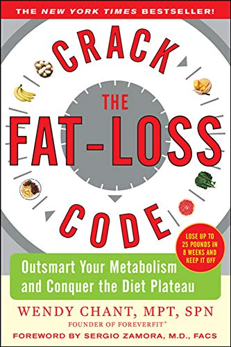 9780071546911: Crack the Fat-Loss Code: Outsmart Your Metabolism and Conquer the Diet Plateau