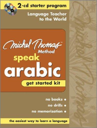 9780071547123: Speak Arabic (Michel Thomas)