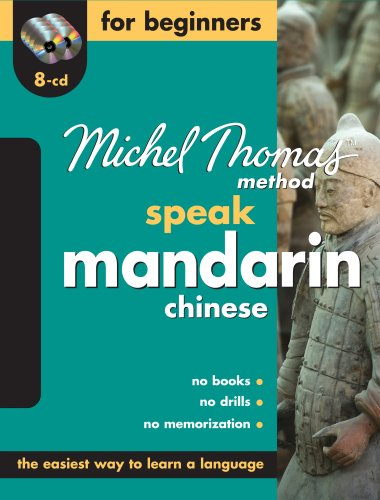 9780071547369: Michel Thomas Method Speak Mandarin Chinese for Beginners