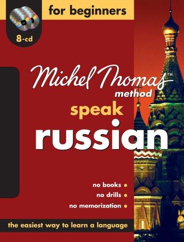 9780071547475: Speak Russian For Beginners The Michel Thomas Method (8-CD Beginner's Program) (Michel Thomas Series)