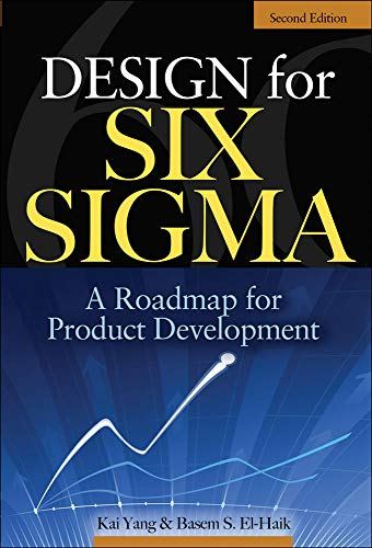 9780071547673: Design for Six Sigma: A Roadmap for Product Development (Mechanical Engineering)