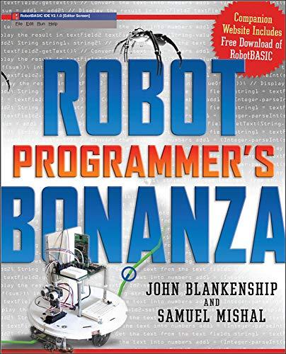 9780071547970: Robot Programmer's Bonanza