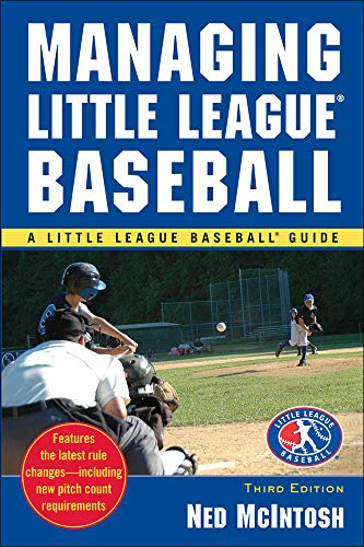 9780071548038: Managing Little League (Little League Baseball Guide)
