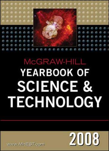 9780071548342: McGraw-Hill Yearbook of Science & Technology 2008 (McGraw-Hill's Yearbook of Science & Technology)