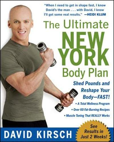 9780071548502: The Ultimate New York Body Plan: The Breakthrough Diet and Fitness System That Sheds Pounds and Reshapes Your Body--FAST!