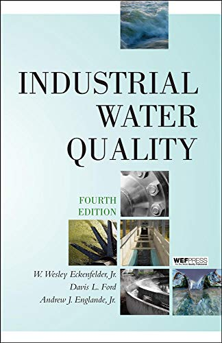 9780071548663: Industrial Water Quality