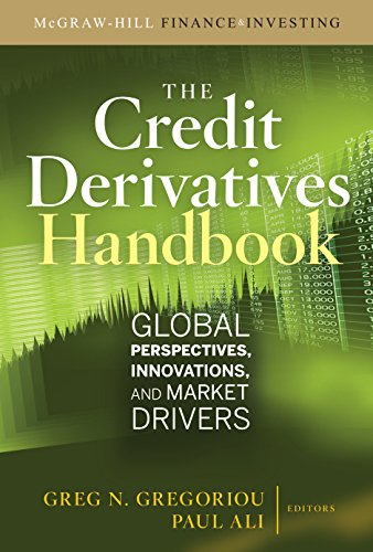 9780071549523: Credit Derivatives Handbook: Global Perspectives, Innovations, and Market Drivers