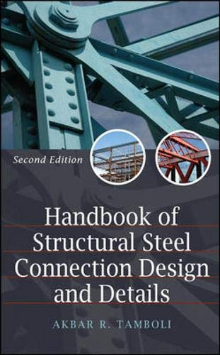 9780071550055: Handbook of structural steel connection design and details
