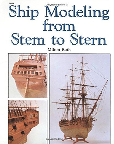 9780071550604: Ship Modeling from Stem to Stern