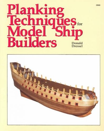 9780071553124: Planking Techniques for Model Ship Builders