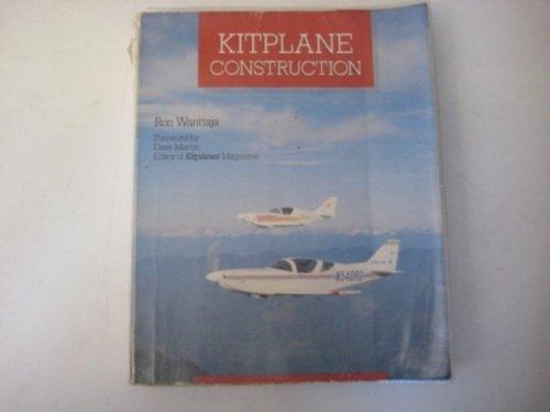 9780071557764: Kitplane Construction