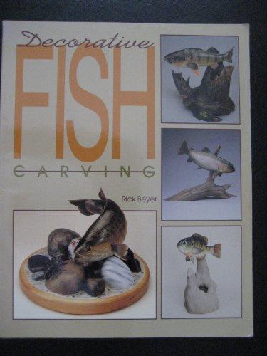 9780071558198: Decorative Fish Carving