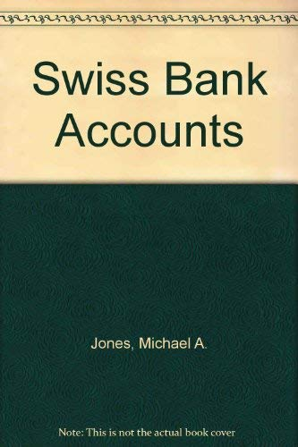 9780071559232: Swiss Bank Accounts