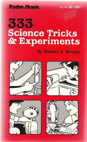 9780071560801: 333 Science Tricks & Experiments