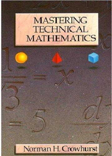 9780071575874: Mastering Technical Mathematics