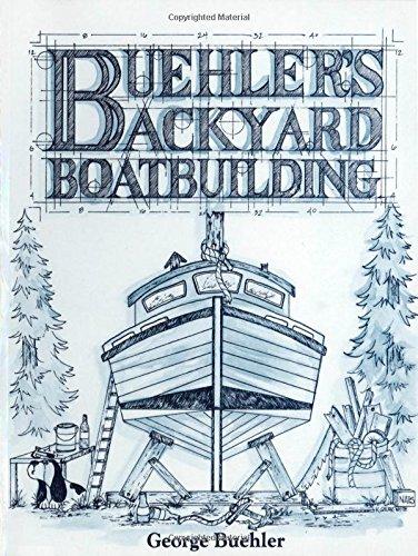 9780071583800: Buehler's Backyard Boatbuilding