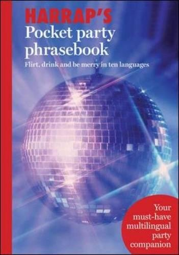 9780071588324: Harrap's Pocket Party Phrasebook (Harrap's Phrasebook Series)