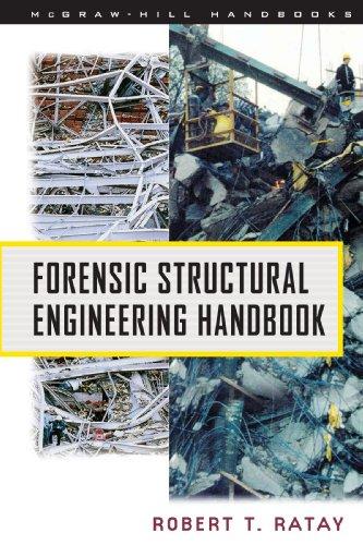 9780071589468: Forensic Structural Engineering Handbook