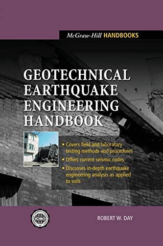 9780071589505: Geotechnical Earthquake Engineering Handbook (McGraw-Hill Handbooks)