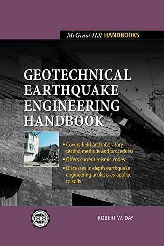 9780071589505: Geotechnical Earthquake Engineering Handbook (McGraw-Hill Handbooks)