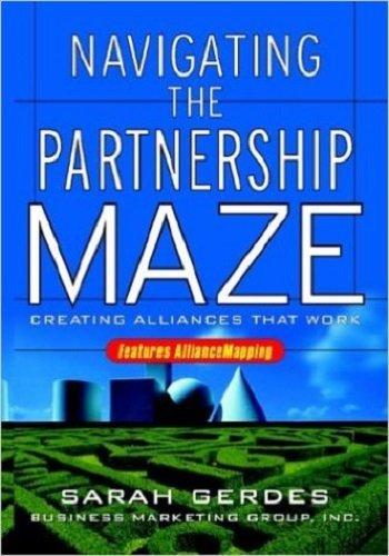 9780071589697: Navigating the Partnership Maze