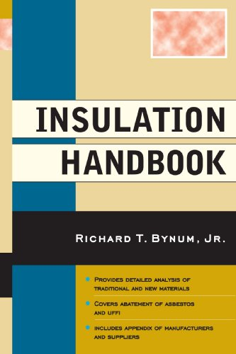 Insulation Handbook: Richard T. Bynum