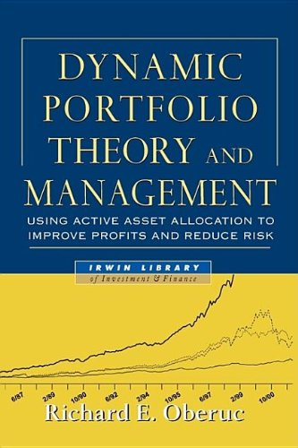 9780071590075: Dynamic Portfolio Theory and Management
