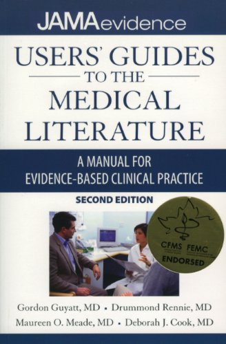 9780071590365: Jamaevidence Users' Guides to the Medical Literature: A Manual for Evidence-based Clinical Practice
