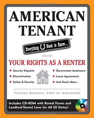 9780071590501: American Tenant: Everything U Need to Know About Your Rights as a Renter (Everything You Need to Know (McGraw-Hill))