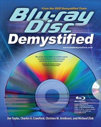 9780071590921: Blu-ray Disc Demystified