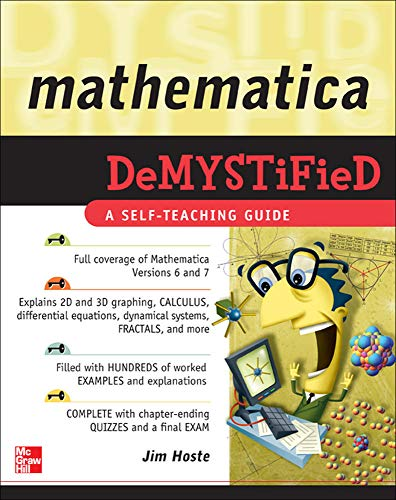 9780071591447: Mathematica DeMYSTiFied (Design Press)