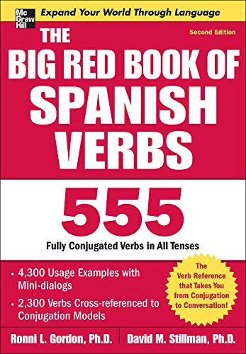 9780071591539: The Big Red Book of Spanish Verbs, Second Edition (NTC Foreign Language)