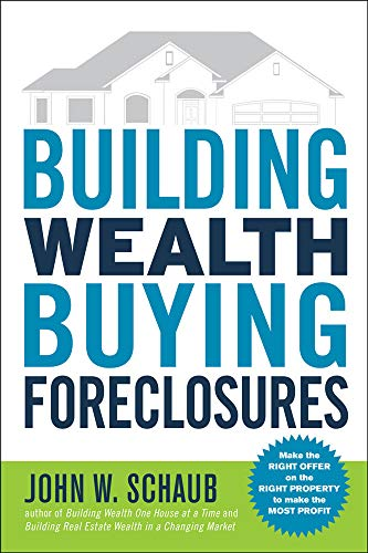 9780071592109: Building Wealth Buying Foreclosures