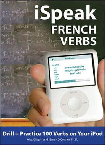 9780071592208: iSpeak French Verbs (MP3 CD + Guide) (iSpeak Audio Phrasebook)
