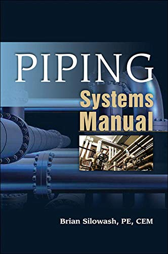 9780071592765: Piping Systems Manual