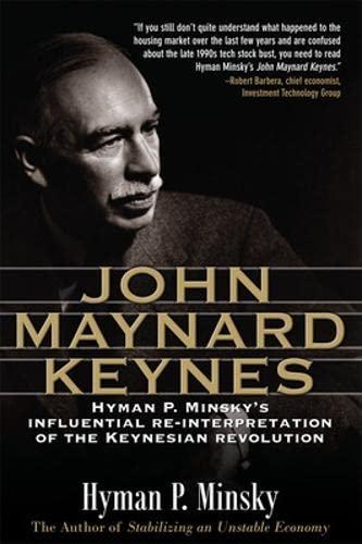 9780071593014: John Maynard Keynes