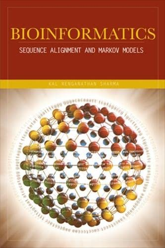 9780071593069: Bioinformatics: Sequence Alignment and Markov Models