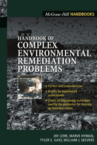 9780071596404: Handbook of Complex Environmental Remediation Problems