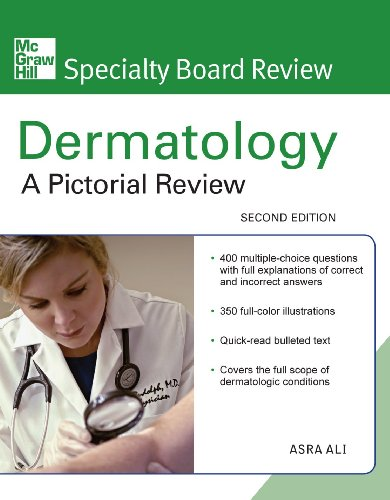 9780071597272: McGraw-Hill Specialty Board Review Dermatology: A Pictorial Review, Second Edition