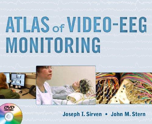 9780071597425: Atlas of Video-EEG Monitoring