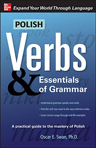 9780071597463: Polish Verbs & Essentials of Grammar