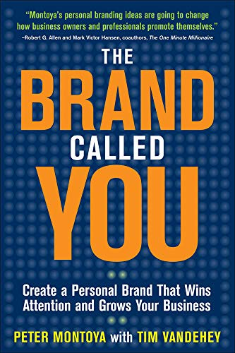 9780071597500: The Brand Called You: Make Your Business Stand Out in a Crowded Marketplace