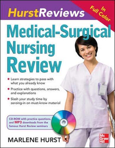9780071597524: Hurst Reviews Medical-Surgical Nursing Review
