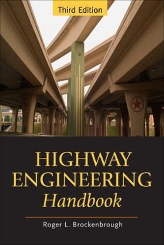 9780071597630: Highway Engineering Handbook (Mechanical Engineering)
