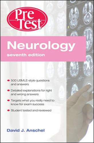 9780071597920: Neurology PreTest Self-Assessment & Review, Seventh Edition (PreTest Clinical Medicine)