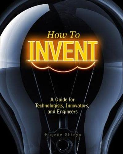 9780071598095: How to Invent