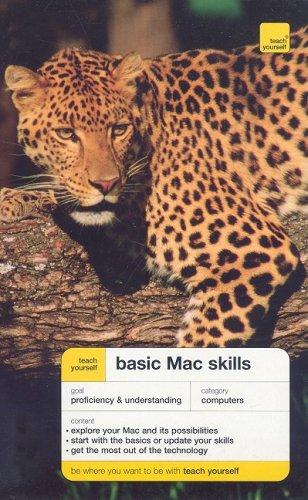 9780071598415: Teach Yourself Basic Mac Skills (Teach Yourself: Computers)