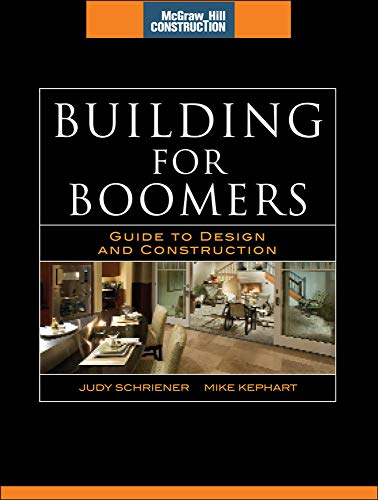 9780071599818: Building for Boomers (McGraw-Hill Construction Series): Guide to Design and Construction