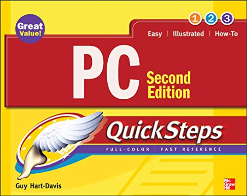 9780071599832: PC QuickSteps, Second Edition