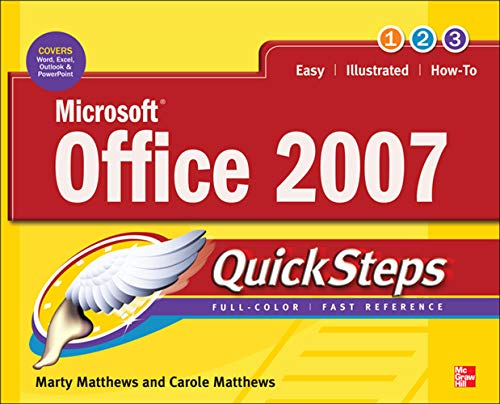 9780071599856: Microsoft Office 2007 QuickSteps